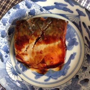 炊飯器で、ほったらかしの☆サバ味噌煮