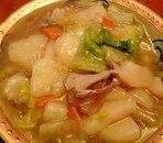 じゃがいもと白菜の中華風とろとろ煮