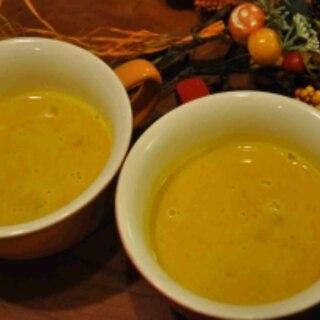 かぼちゃ嫌いも絶対克服☆魔法のかぼちゃスープ