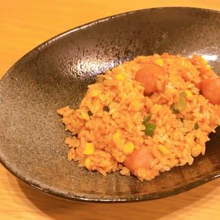 簡単エスニック☆ジャンバラヤ