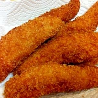 サクサク☆鶏ささみフライ