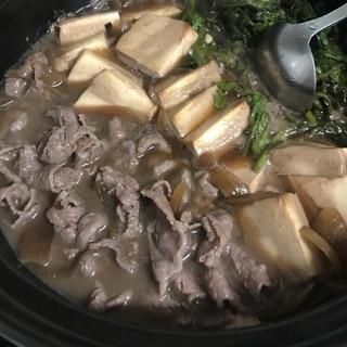 ホテルシェフの肉豆腐!すき焼き・牛丼にも使えます。