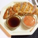鶏胸肉のグリル焼き美味しいソース2種類で…