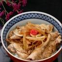 時短★簡単★豚の紅生姜焼き丼