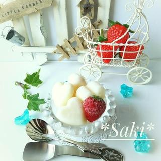 ⁂豆乳ヨーグルトと酒粕のW発酵冷凍キューブ⁂