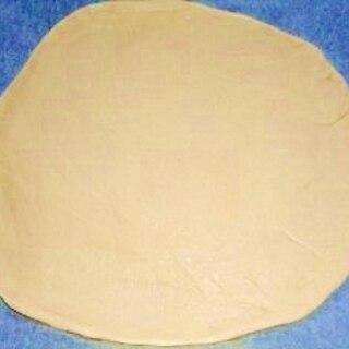 発酵無し☆薄力粉使用のピザ生地