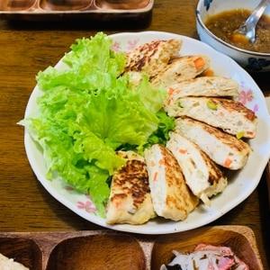ふんわり♪ヘルシー☆和風豆腐ハンバーグ