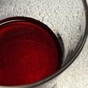 赤が綺麗なフルーツ酢♪桑の実ビネガー