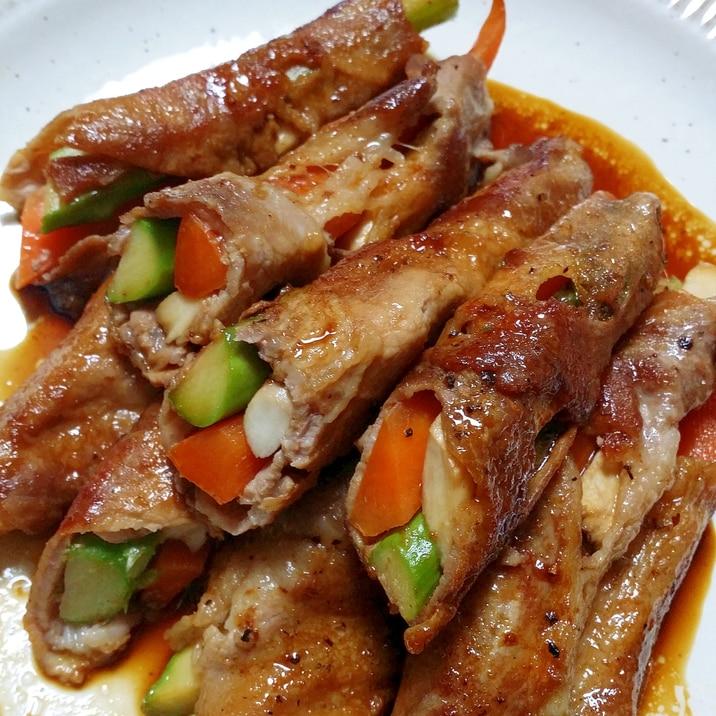 巻き アスパラ 肉