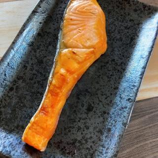 朝ごはんに!焼き鮭