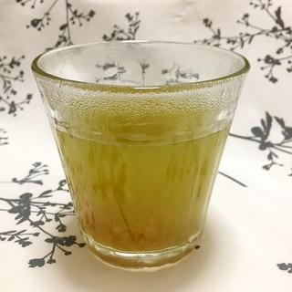 梅干し入り 煎茶と梅茶 ♪