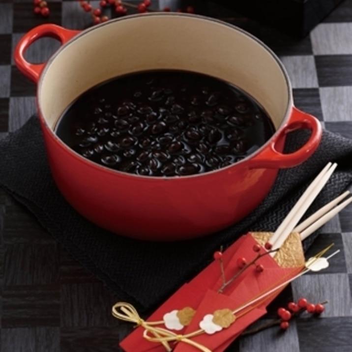 [ル・クルーゼ公式] おいしい黒豆の煮方
