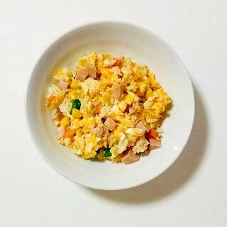 簡単☆卵炒飯