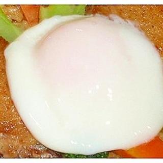 もっと解りやすく改善  温泉卵の作り方