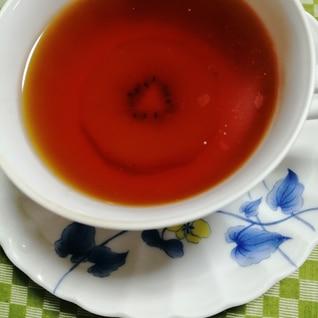キウイ紅茶