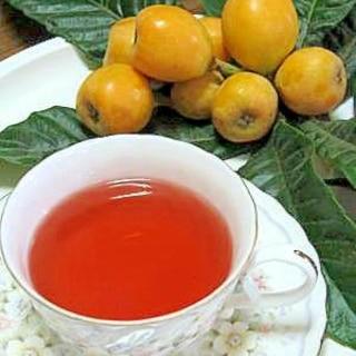 枇杷の葉茶 (我が家の味)