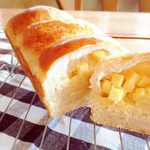 ゴロゴロチーズ食パン