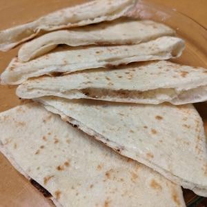 絶対膨らむ!モチモチピタパン☆