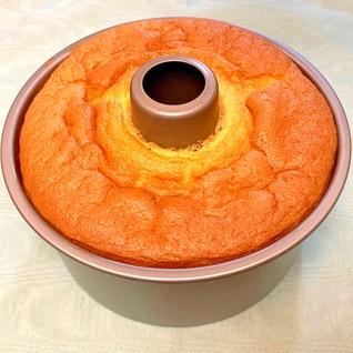 シフォンケーキ(17cm)♪簡単共立て♪