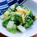 採れたて白菜で5分!?すぐ食べる柚子揉み漬物♪