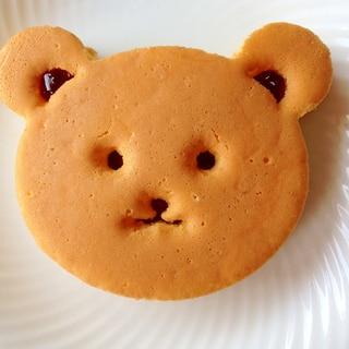 子供が喜ぶ*しっとり人参入りパンケーキ♪