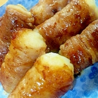 お弁当に★肉巻きポテト