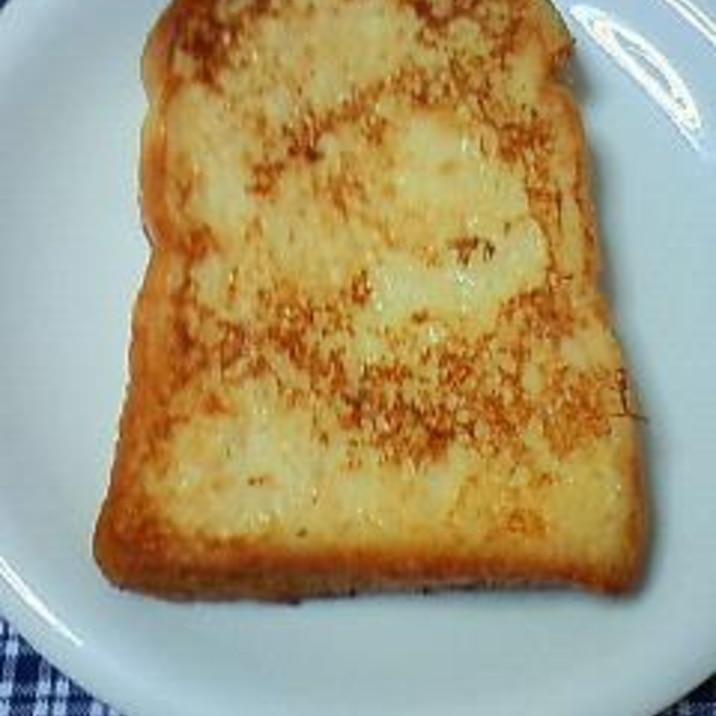 手軽に美味しく ☆フレンチトースト