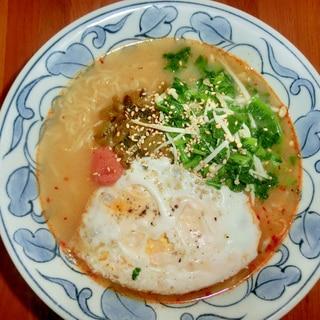 高菜うまかっちゃんアレンジ☆