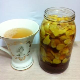 作っておこう!ポカポカ生姜茶