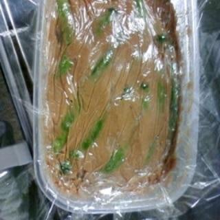 青唐辛子の味噌漬け(改良版)