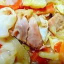 味噌味☆野菜炒め