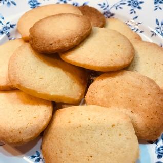 3歳の子どもと作るバタークッキー