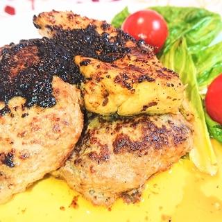 フォアグラde!牛肉100%ハンバーグ
