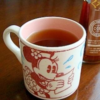 不思議♡まろやか黒糖黒酢ジャスミン茶