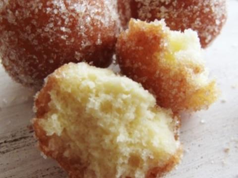 ホット ケーキ ミックス ドーナツ