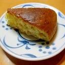 炊飯器で★香ばしい胡麻蒸しパン