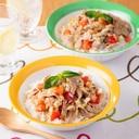 簡単イタリアン風!観音池ポークのネギ塩豚丼