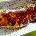 サバの甘酢はちみつ照り焼き