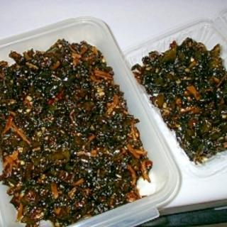 甘長の佃煮