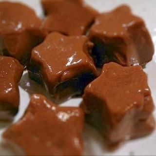 【糖質制限】サイリウムでおからチョコ餅