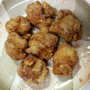 カリッと美味しい♥鶏もも肉の唐揚げ