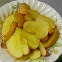 電子レンジで!らくちん焼きリンゴ