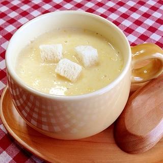 スイートコーン缶☆コーンスープ