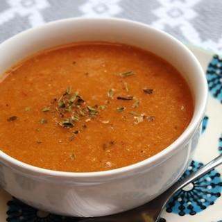 トルコ料理★米とレンズ豆の花嫁のスープ