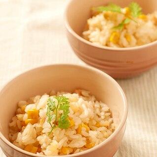 乾燥こんにゃく米のダイエットエビピラフ