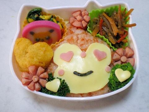 簡単!可愛い!ドキンちゃん弁当!キャラ