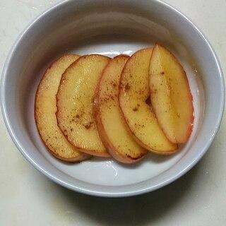 ヘルシーおやつに☆焼きリンゴ♪