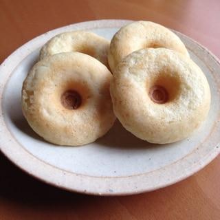 米粉焼きドーナツ♪