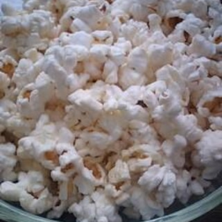 ポップコーン ~塩バター風味~