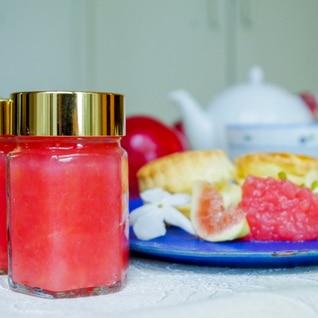 簡単!真っ赤でかわいい♡紅玉りんごジャム